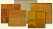 Saltillo floor tile image