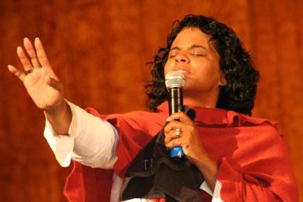 Pastor Tamara Bennett
