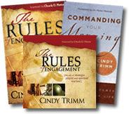 Books by Dr. Cindy Trimm